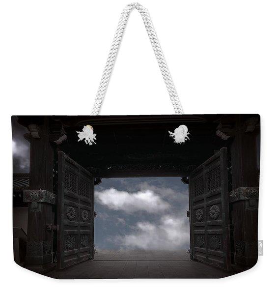 Nirvana Gate Weekender Tote Bag