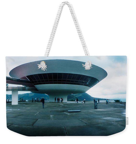 Niteroi Contemporary Art Museum Weekender Tote Bag