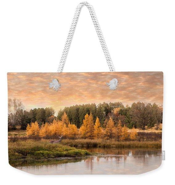 Tamarack Buck Weekender Tote Bag