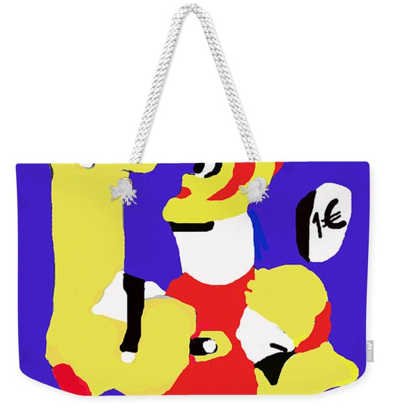No Pasaran Weekender Tote Bag