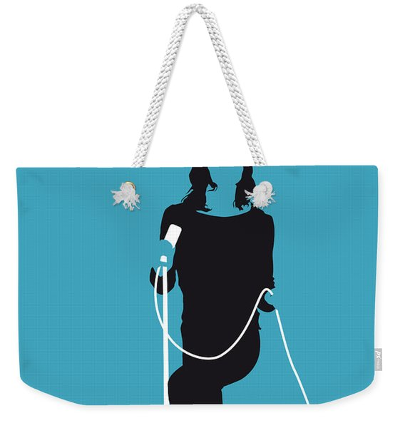 No005 My The Stones Minimal Music Poster Weekender Tote Bag