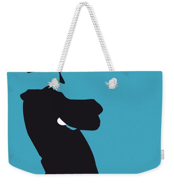 No025 My Beastie Boys Minimal Music Poster Weekender Tote Bag