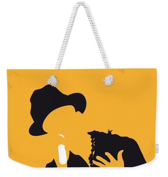 No034 My Pharrell Williams Minimal Music Poster Weekender Tote Bag