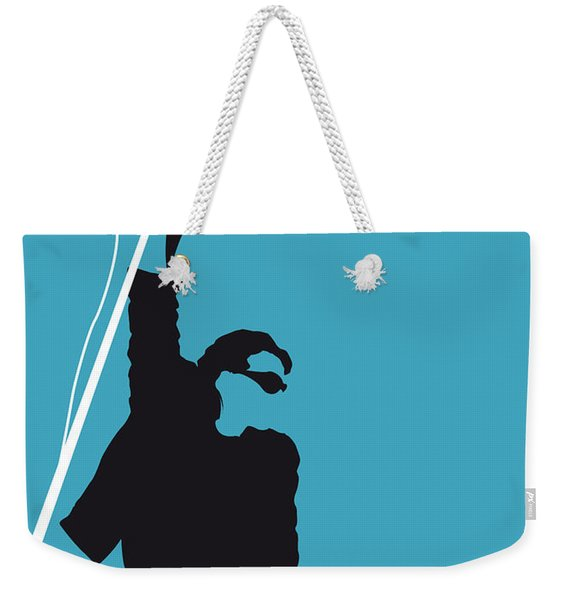 No035 My U2 Minimal Music Poster Weekender Tote Bag