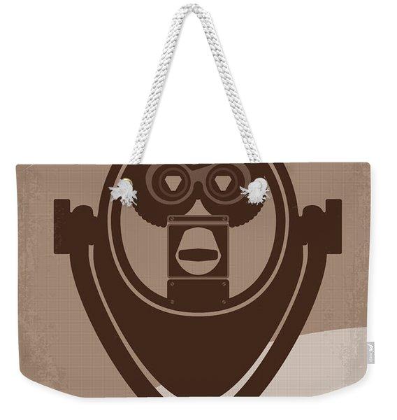 No217 My Oblivion Minimal Movie Poster Weekender Tote Bag