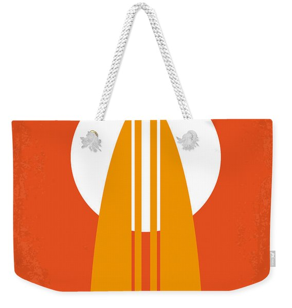 No274 My The Endless Summer Minimal Movie Poster Weekender Tote Bag