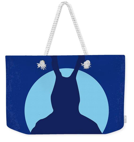 No295 My Donnie Darko Minimal Movie Poster Weekender Tote Bag