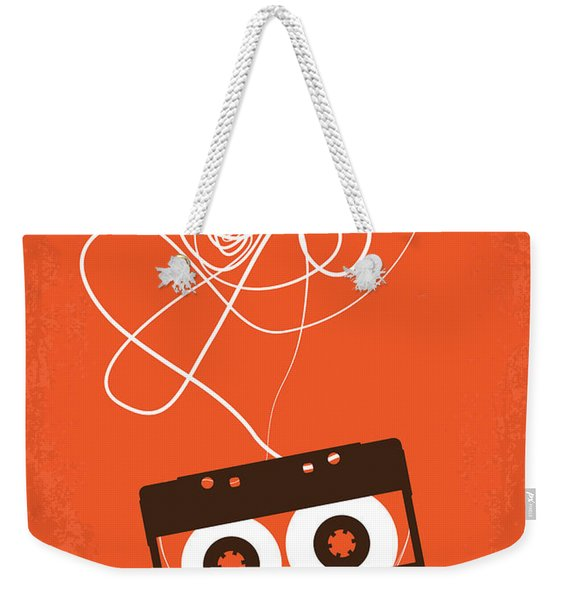 No384 My Eternal Sunshine Of The Spotless Mind Minimal Movie Pos Weekender Tote Bag