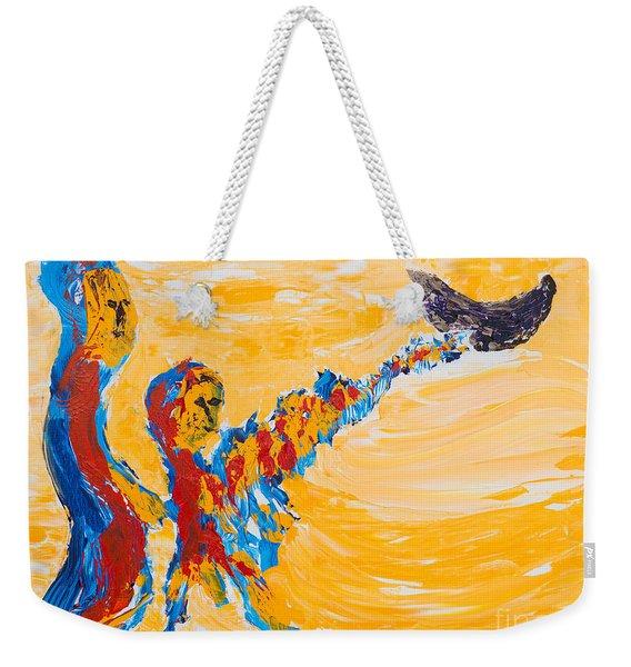 Noah's Ark Weekender Tote Bag