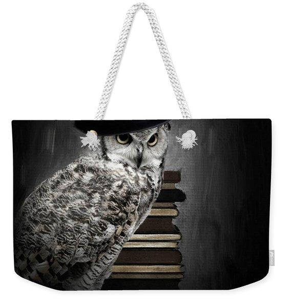Noble One Weekender Tote Bag