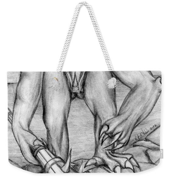 No Body Weekender Tote Bag