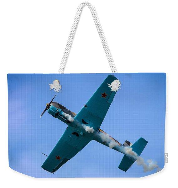 Norteast Raiders At The Greenwood Lake Airshow 2012 Weekender Tote Bag