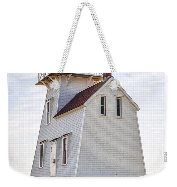 North Rustico Lighthouse Weekender Tote Bag