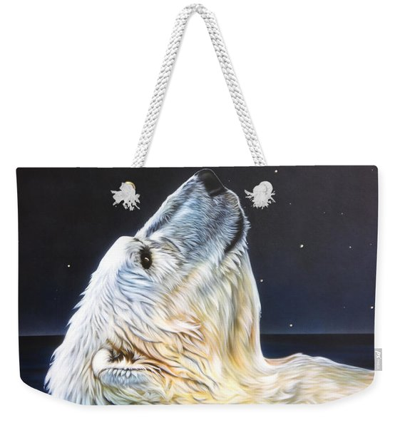 North Star Weekender Tote Bag