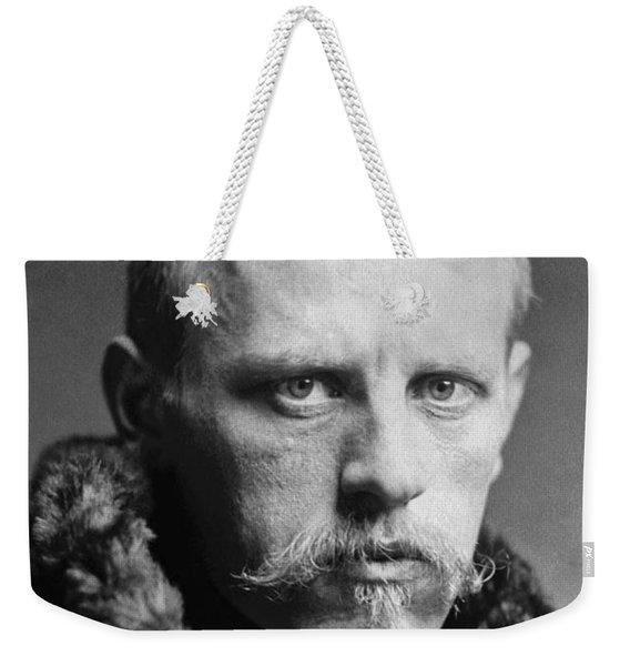 Norwegian Fridtjof Nansen Weekender Tote Bag