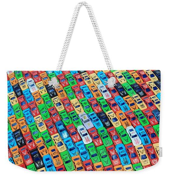 Nose To Tail Weekender Tote Bag