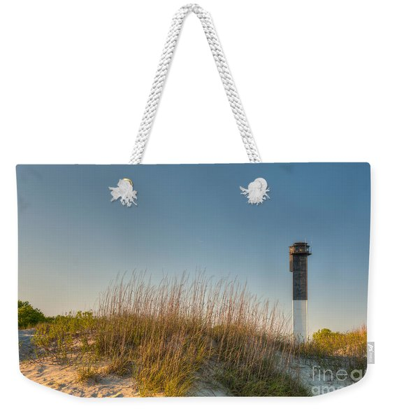 Not A Cloud In The Sky Weekender Tote Bag