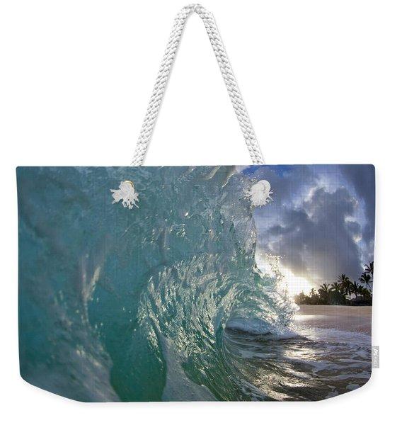 Coconut Curl Weekender Tote Bag