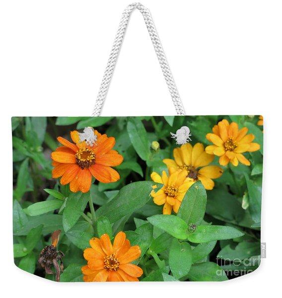 Nothing's Perfect Weekender Tote Bag