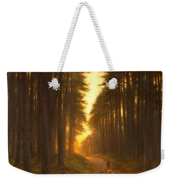 Now Came Still Evening On, Circa 1905 Weekender Tote Bag