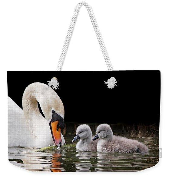 Now Watch Carefully Weekender Tote Bag