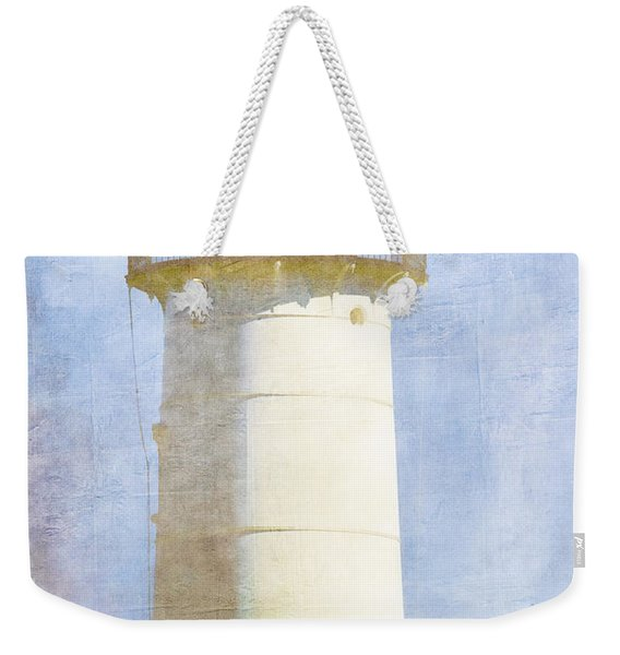 Nubble Lighthouse Weekender Tote Bag