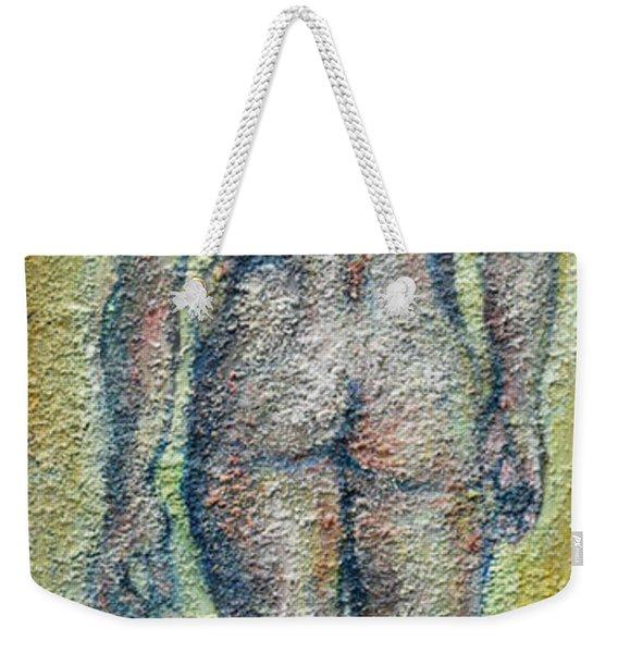 Nude Brunet Weekender Tote Bag