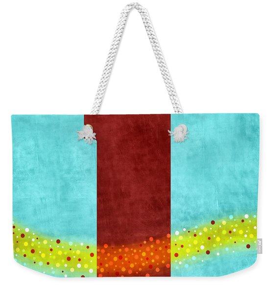 Number One Flotation Device Weekender Tote Bag