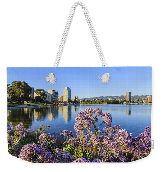 Oakland San Francisco Weekender Tote Bag