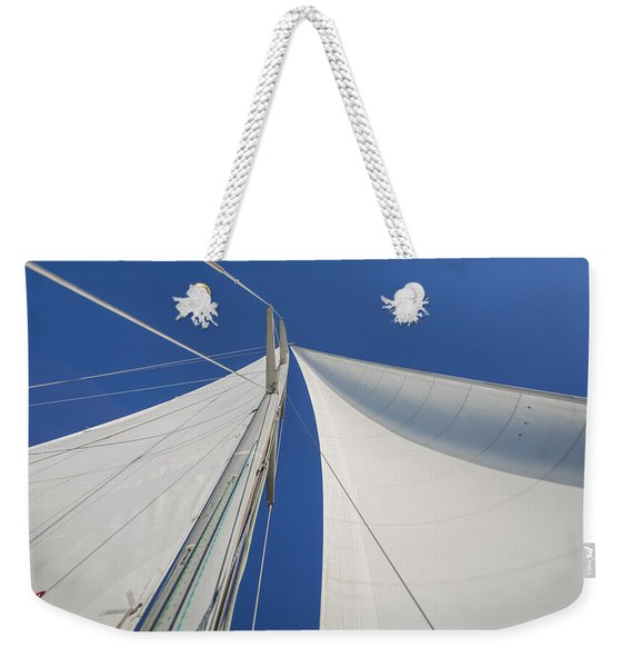 Obsession Sails 1 Weekender Tote Bag