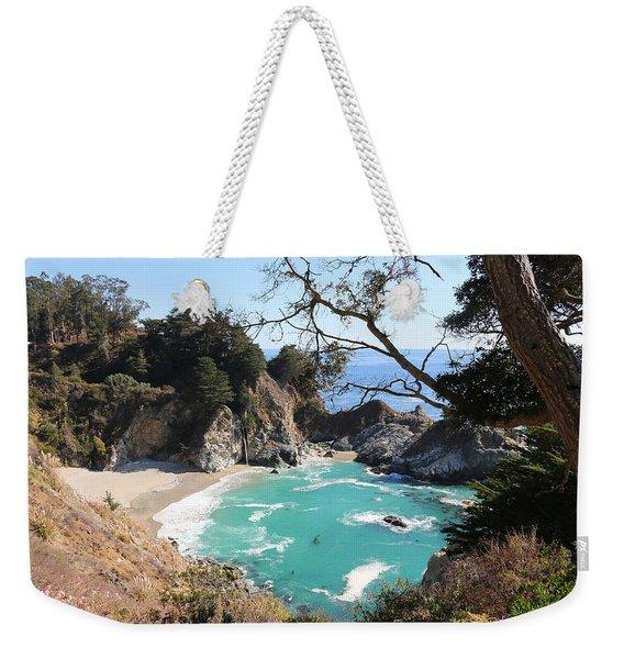 Ocean Bliss Weekender Tote Bag