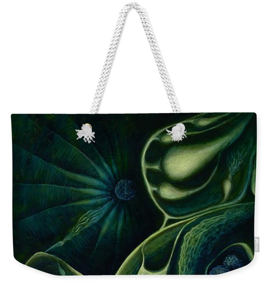 Ocean Mother Weekender Tote Bag
