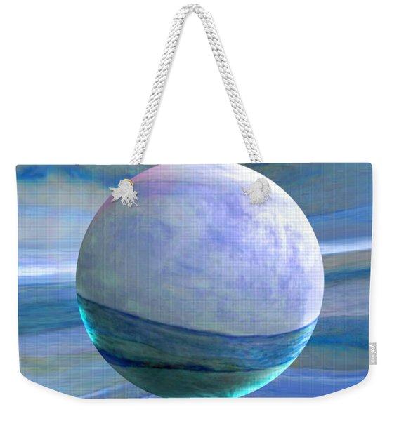 Oceans Weekender Tote Bag