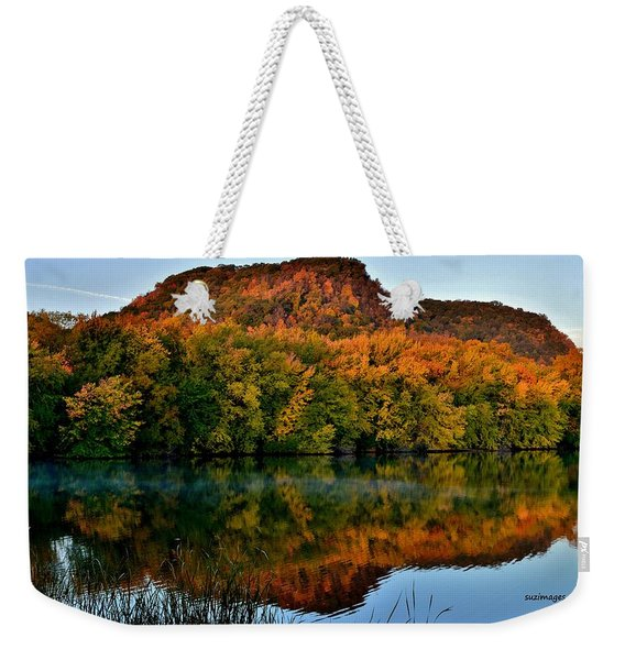 October Bluffs Weekender Tote Bag