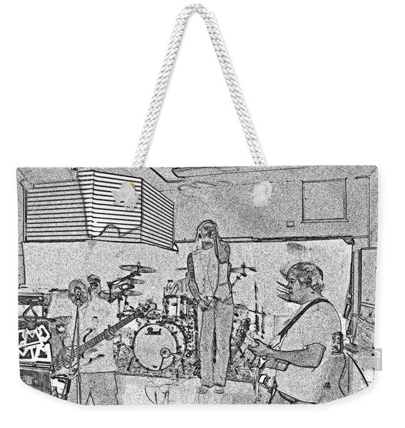 Odds Of Falling Weekender Tote Bag