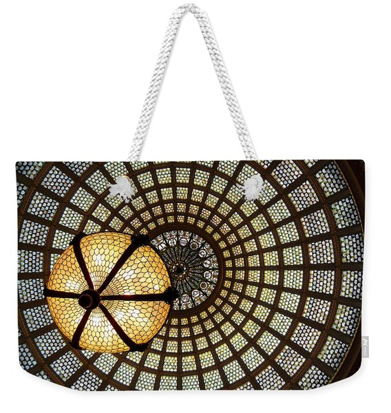 Of Lights And Lamps Weekender Tote Bag