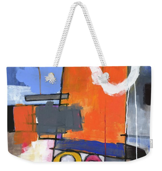 Off The Beaten Track Weekender Tote Bag