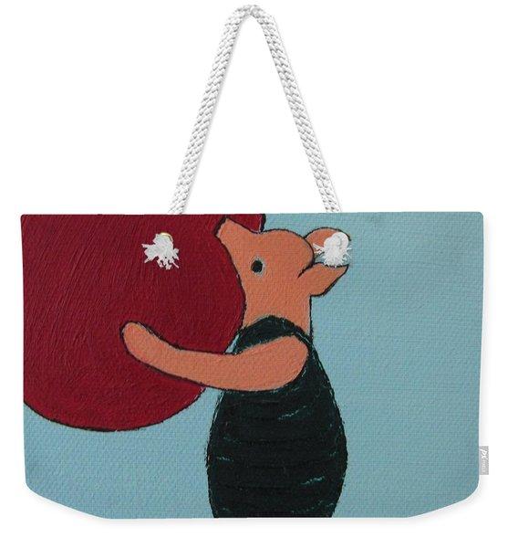 Oh Dear Dear Weekender Tote Bag