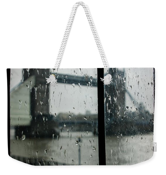 Oh So London Weekender Tote Bag