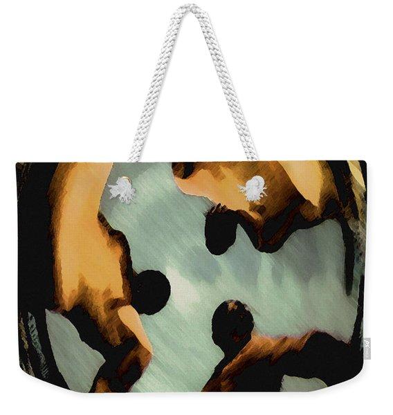 Ohm Weekender Tote Bag