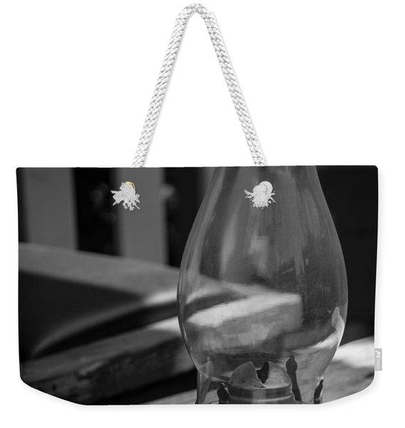Oil Lamp Weekender Tote Bag