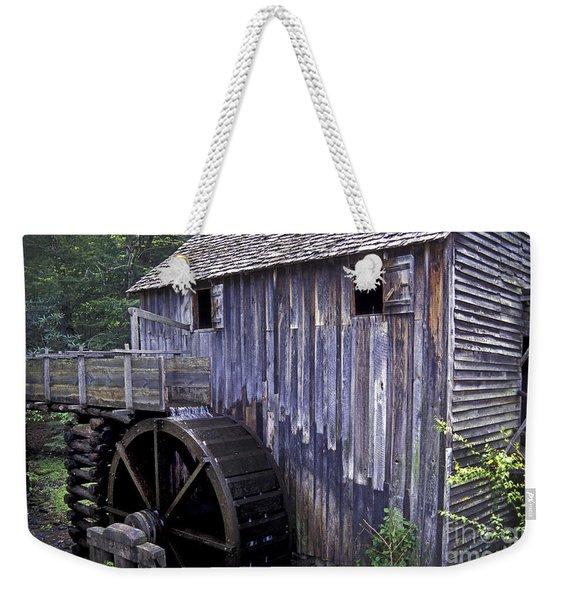 Old Cades Cove Mill Weekender Tote Bag