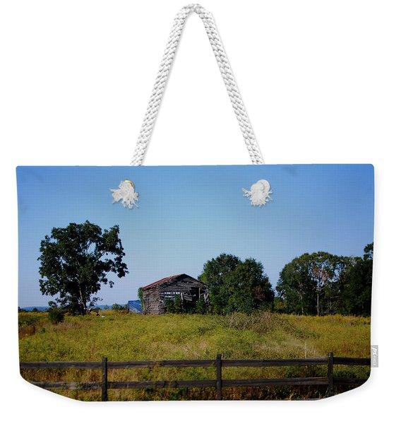 Old Country Barn Weekender Tote Bag