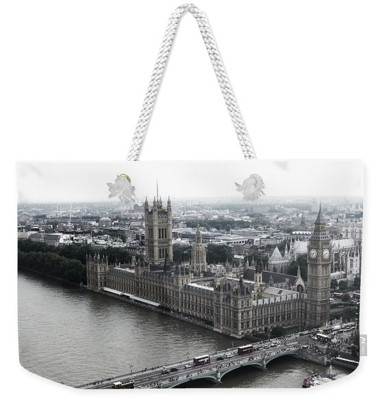 Old London .. New London Weekender Tote Bag