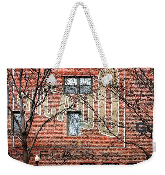 Old Market - Omaha - Metz Building - #2 Weekender Tote Bag