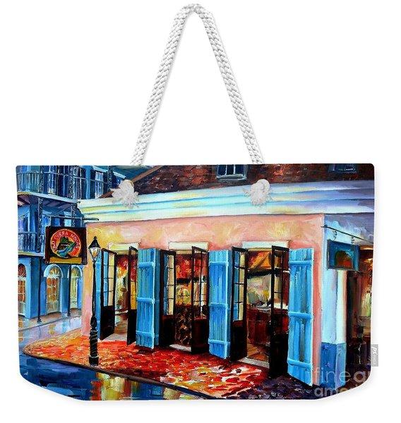 Old Opera House-new Orleans Weekender Tote Bag