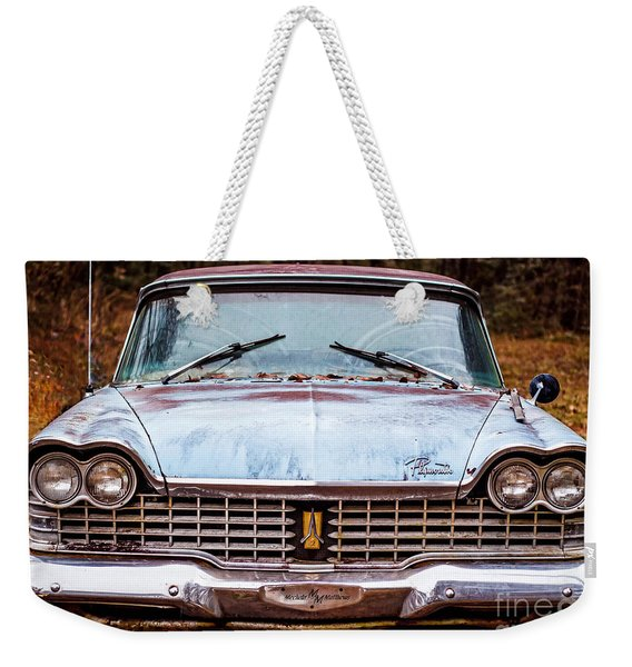 Old Plymouth Weekender Tote Bag