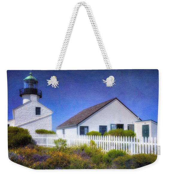Old Point Loma Lighthouse Weekender Tote Bag