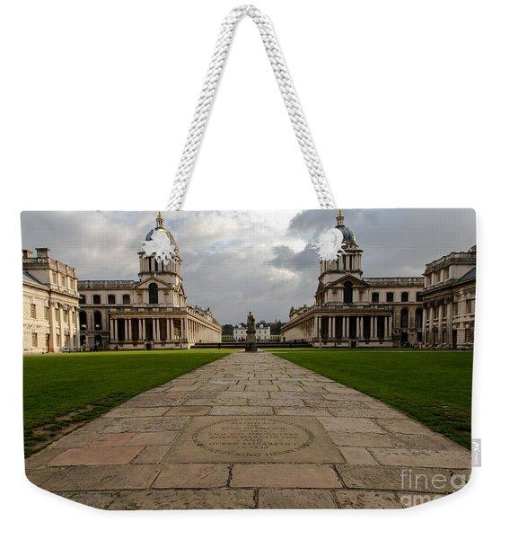 Old Royal Naval College Weekender Tote Bag