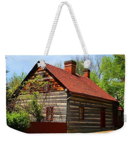 Old Salem Scene 2 Weekender Tote Bag